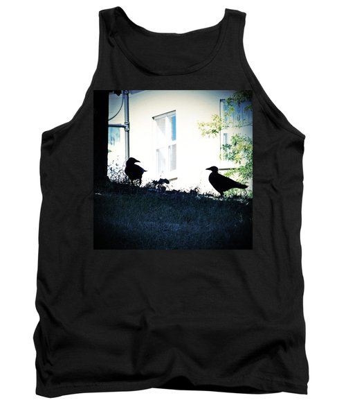 The Hitchcock Moment Tank Top