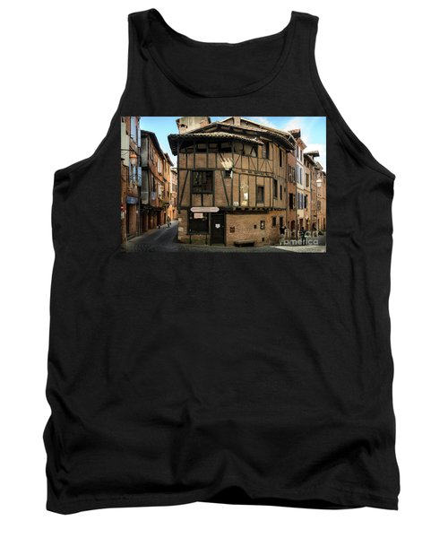 The House Of The Old Albi Tank Top by RicardMN Photography