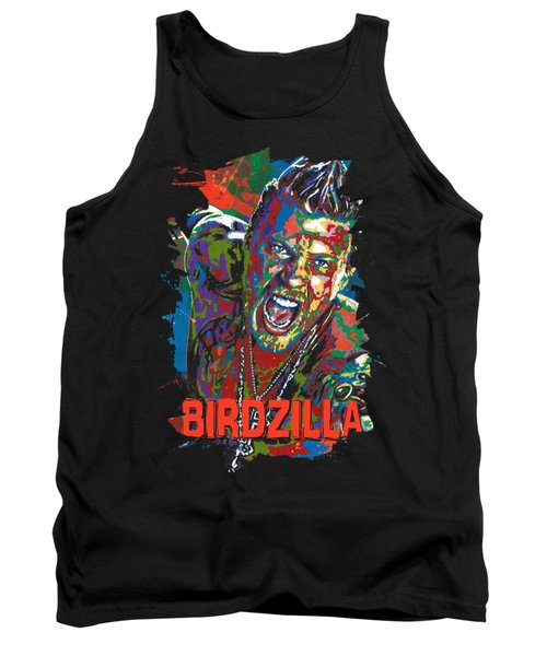 The Illustrated Man Tank Top