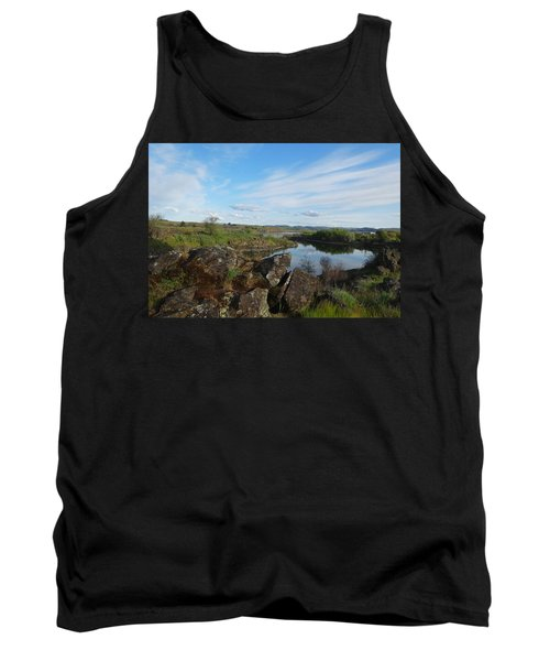The Inlet Watchers Tank Top