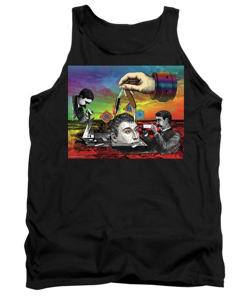 The Inquisition Tank Top