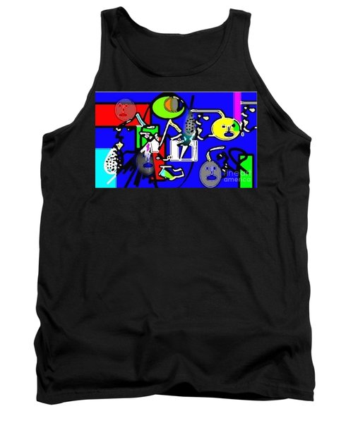 The Internet Tank Top