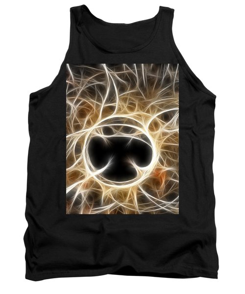 Tank Top featuring the digital art The Invitation by Holly Ethan