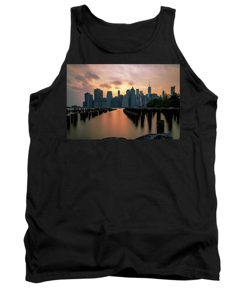 The Island Of Manhattan  Tank Top