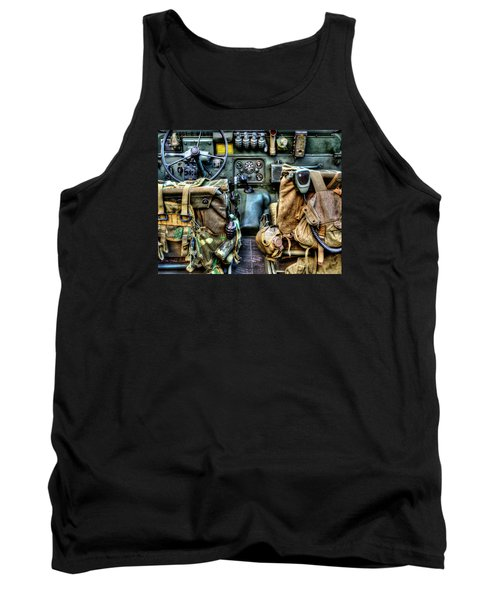 The Jeep 046 Tank Top