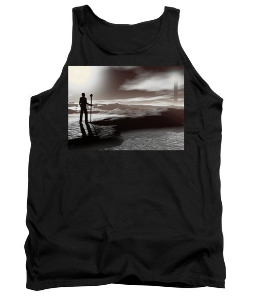 The Journey Tank Top by John Alexander