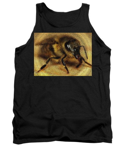 The Killer Bee Tank Top by ISAW Gallery