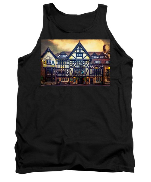 Tank Top featuring the photograph The King And Queen by Chris Lord