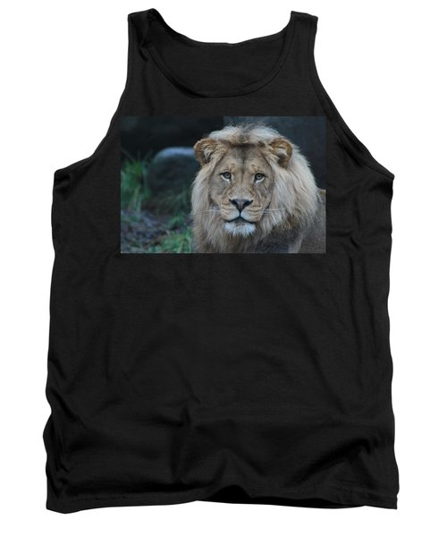 Tank Top featuring the photograph The King by Laddie Halupa