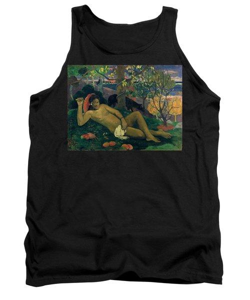 The Kings Wife Tank Top by Paul Gauguin