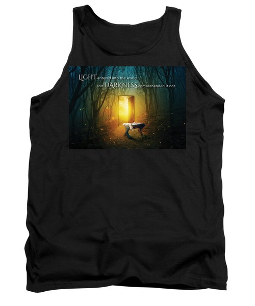 The Light Of Life Tank Top