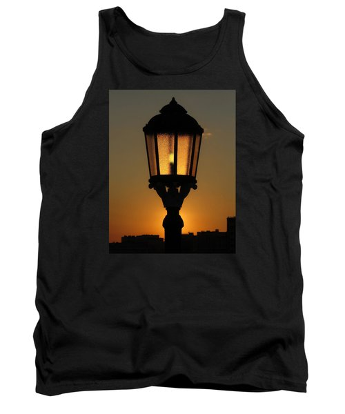 The Light Within Tank Top by John Topman