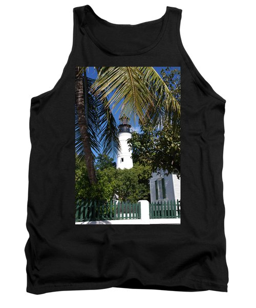 The Lighthouse In Key West II Tank Top