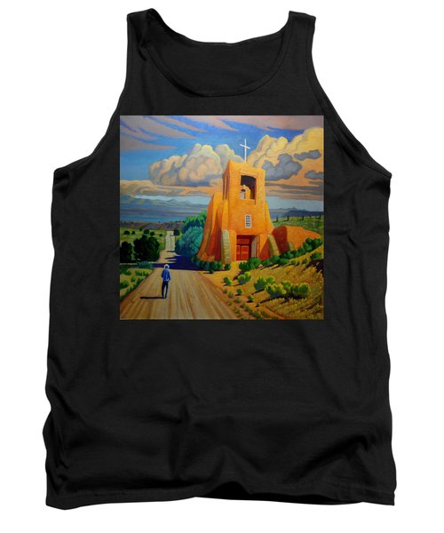The Long Road To Santa Fe Tank Top