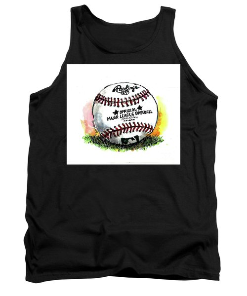 The Long Season Begins Tank Top