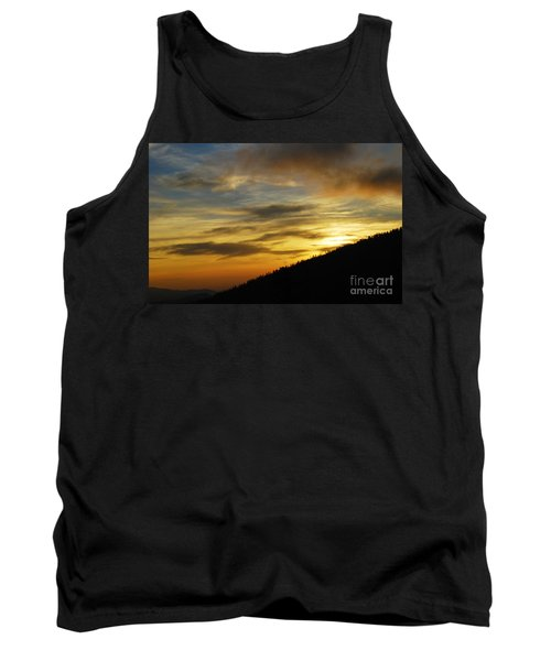 The Loud Music Of The Sky Tank Top