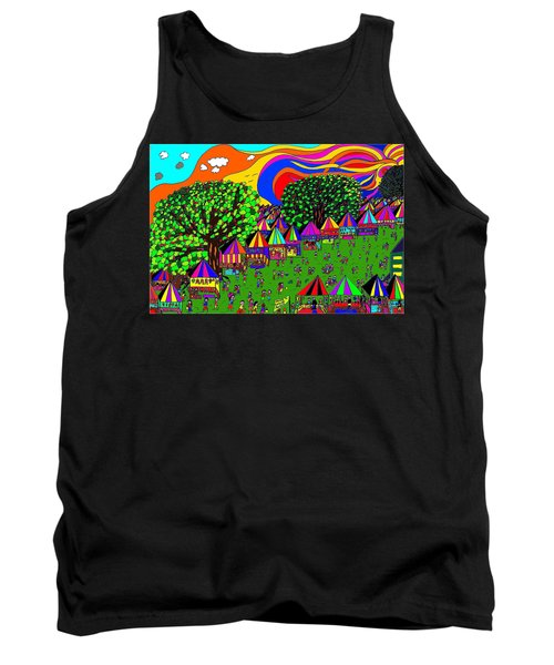 The Markets Tank Top