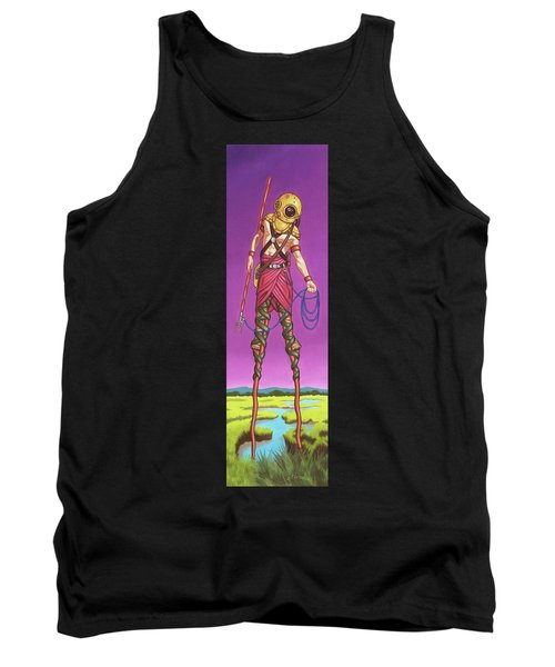 The Marsh Runner Tank Top