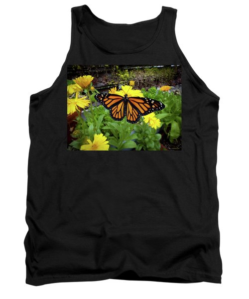 The Mighty Monarch  Tank Top