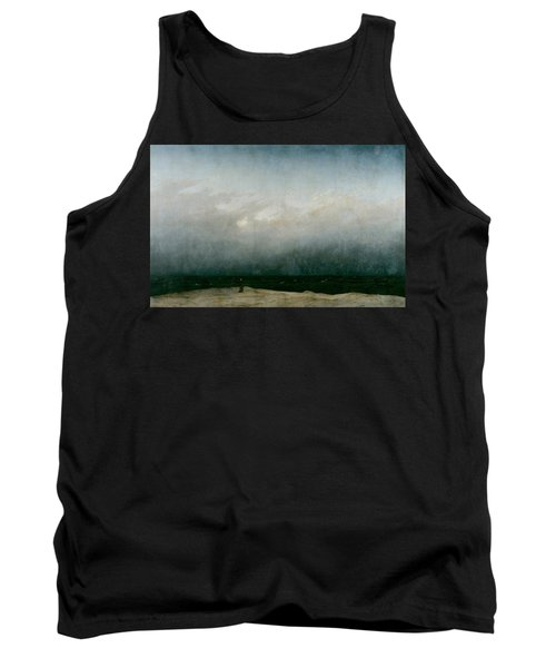 Monk By The Sea  Tank Top
