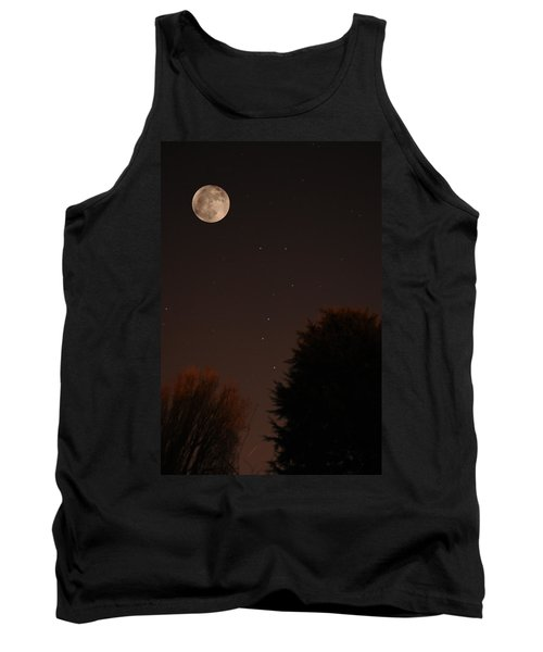 The Moon And Ursa Major Tank Top