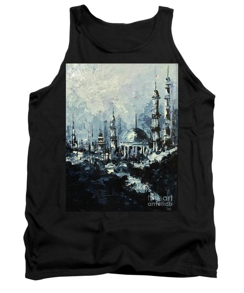 The Mosque Tank Top