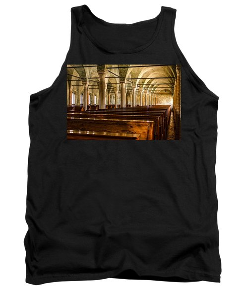 The Name Of The Rose - Hdr Tank Top