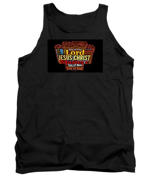 The Names Of The King-2 Tank Top