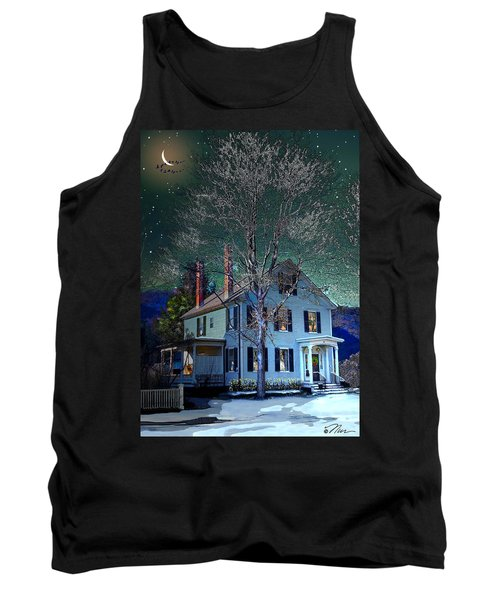 The Noble House Tank Top