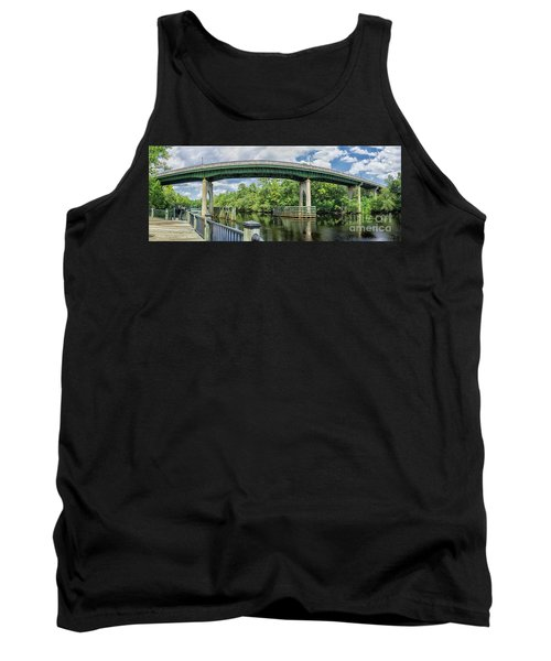 The Old Conway Bridge Tank Top