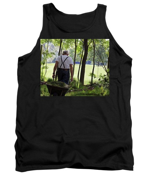 The Old Gardener Tank Top