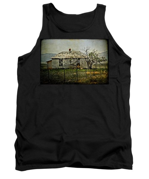 The Old House Tank Top