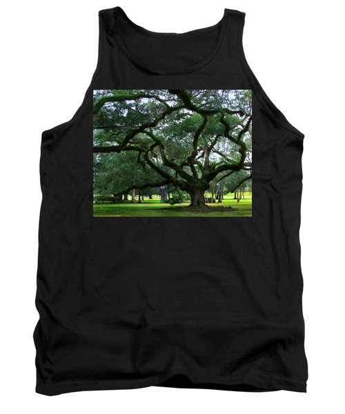 The Old Oak Tank Top by Perry Webster