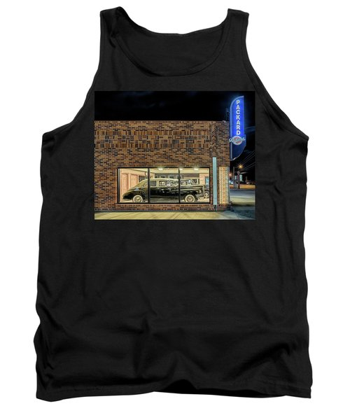The Old Packard Dealership Tank Top