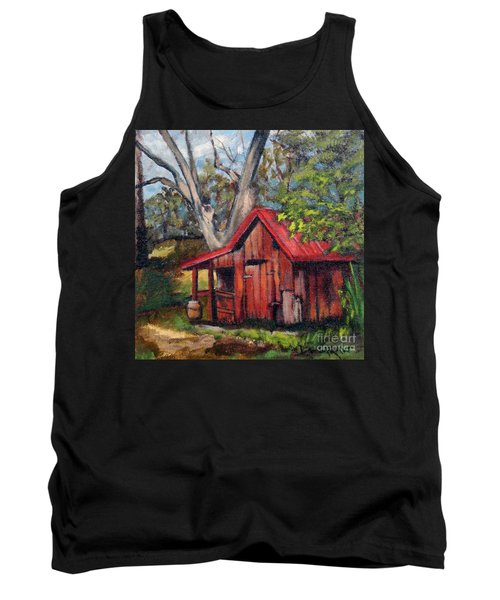 The Old Pig Barn Tank Top