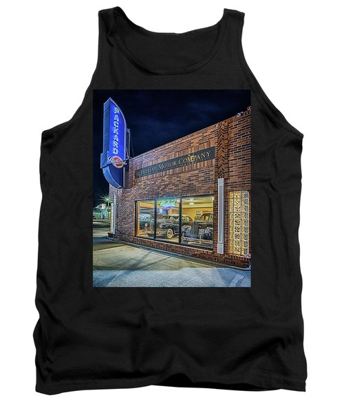 The Orphan Motor Company Tank Top