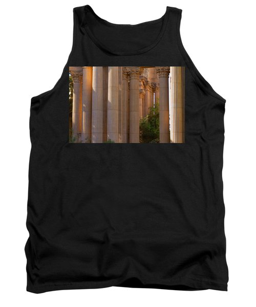 The Palace Columns Tank Top