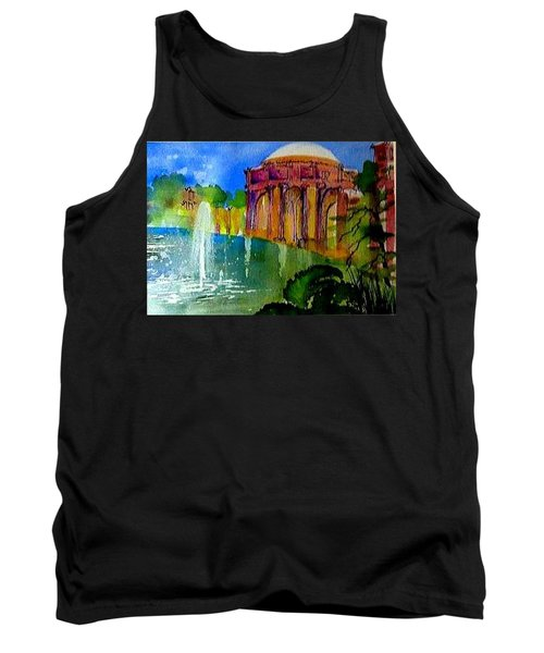 The Palace  In Miniature Tank Top