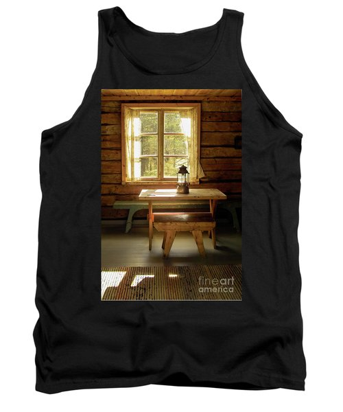 Tank Top featuring the photograph The Parlour by Heiko Koehrer-Wagner