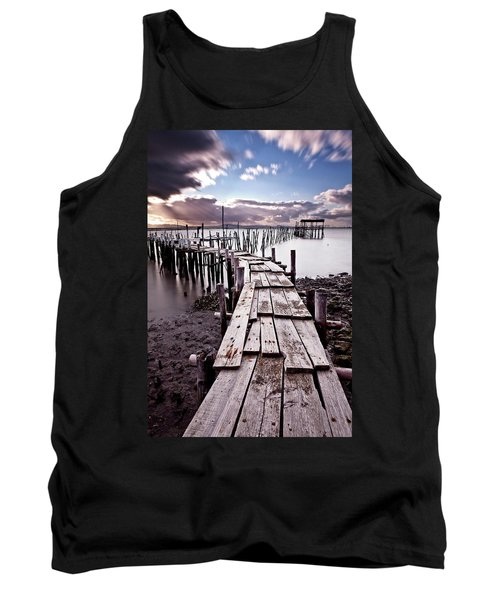The Path Tank Top by Jorge Maia