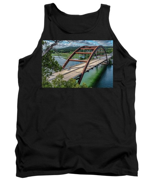 The Pennybacker Bridge Tank Top