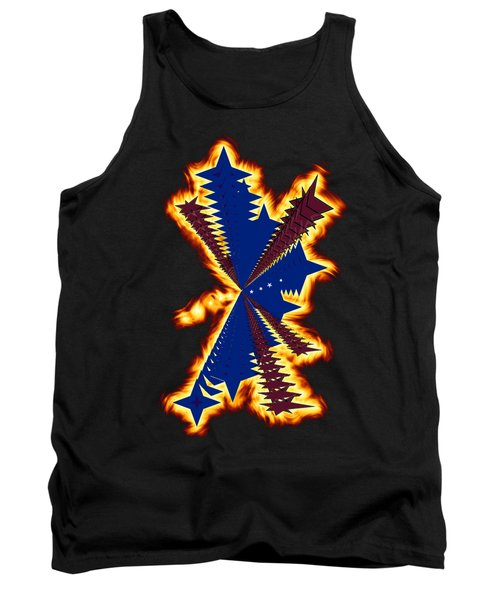 The Phoenix Tank Top by Cathy Harper