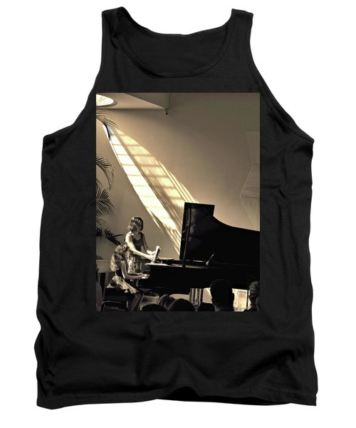 The Pianist Tank Top