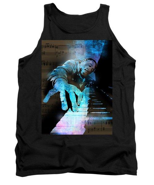 The Piano Man Tank Top