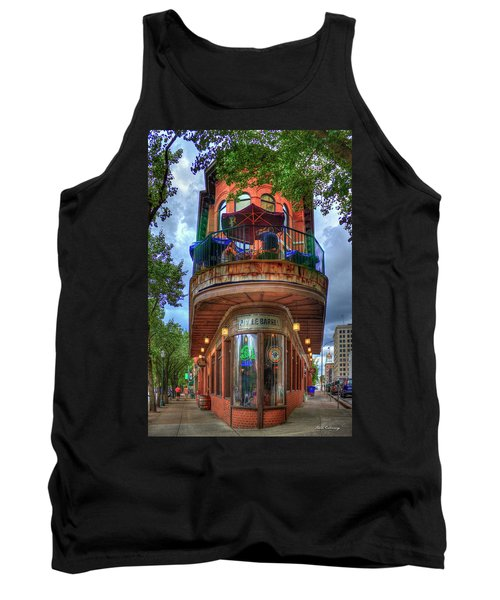 The Pickle Barrel Chattanooga Tn Art Tank Top