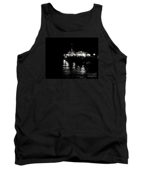 Tank Top featuring the photograph The Pier by Vanessa Palomino
