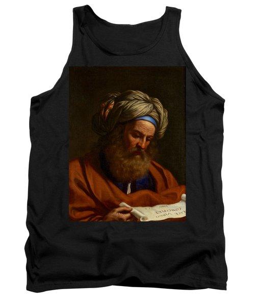 The Prophet Isaiah Tank Top