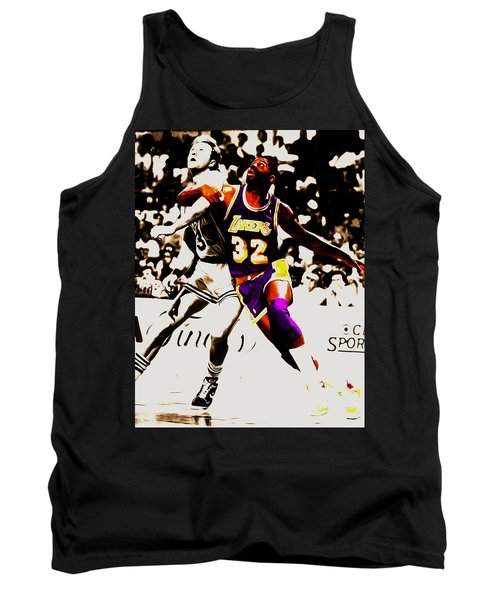 The Rebound Tank Top by Brian Reaves