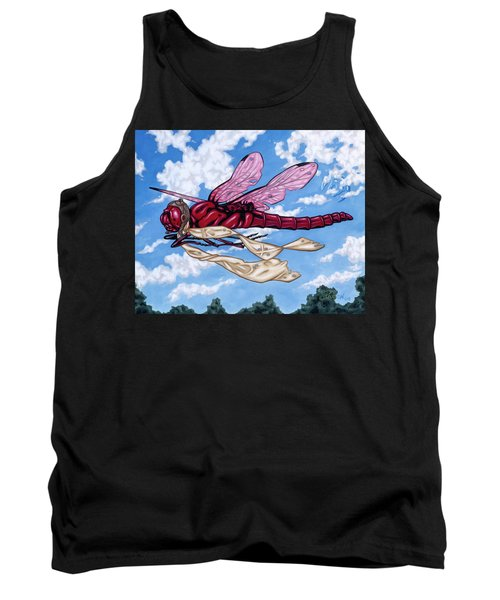 The Red Baron Tank Top