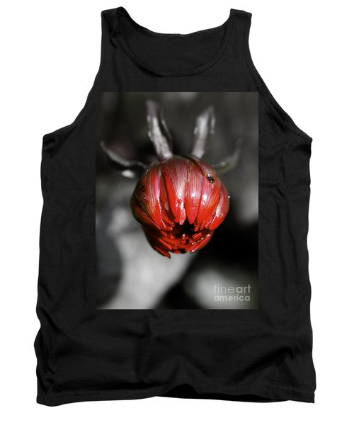The Red Dahlia Tank Top
